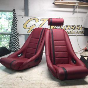 GTS Classics Avus Seat