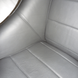 GTS Classics Avus Seat Details