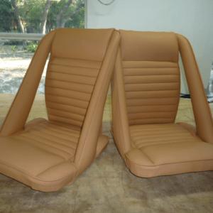 GTS Classics Coppa Seat