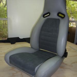GTS Classics PanAm Seat