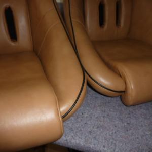 GTS Classics Solitude Seat Details