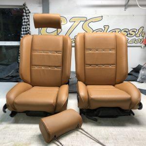 GTS Classics Targa Seat