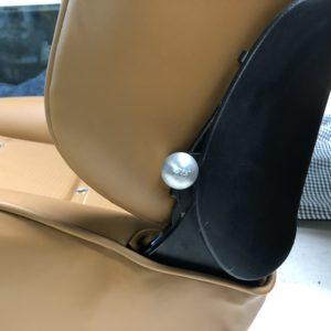 GTS Classics Targa Seat Details