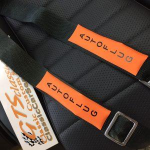GTS Classics Seat Belts