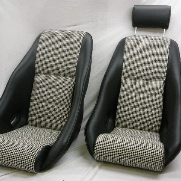 GTS Classics Rallye Seat